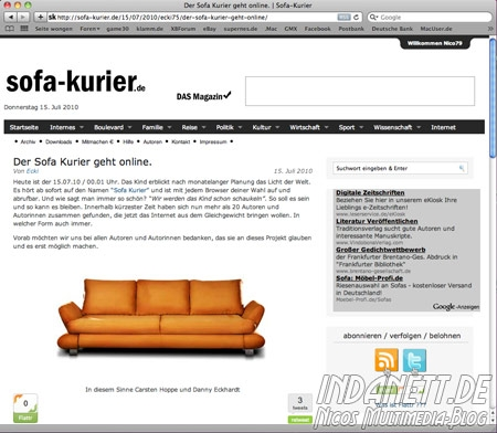 sofakurier_start