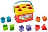 Fisher-Price K7167 - Babys erste Bausteine Formensortierspiel