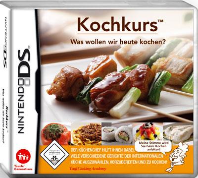 Packshot Kochkurs