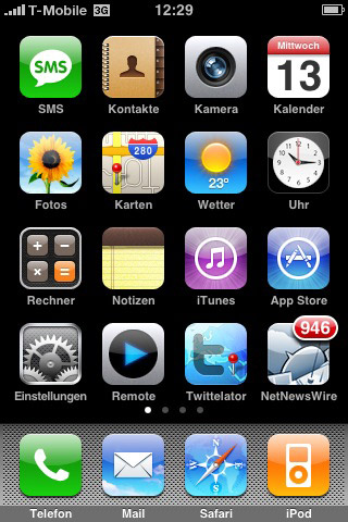 iPhone-Batterie