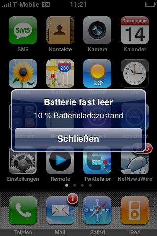 iPhone-Batterie 4