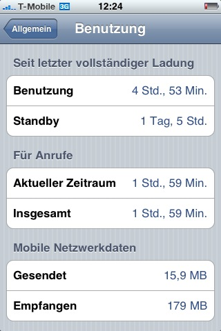 iPhone-Batterie 6