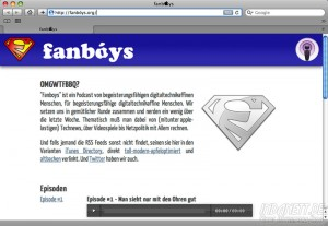 Screenshot Fanbóys