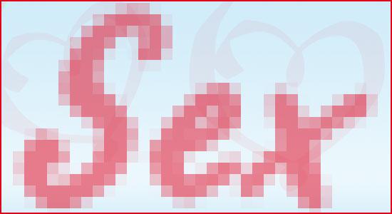 52 Games Sex verpixelt
