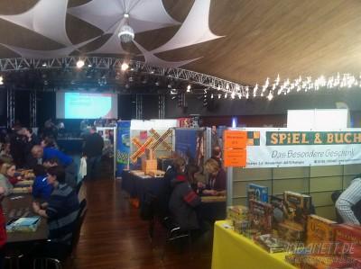 Ratinger Spieletage 2012 - Hauptsaal