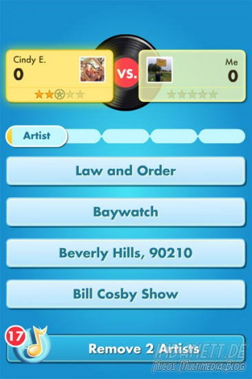 Song Pop - Spiel