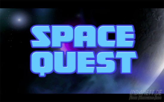 Spacequest 2 - Titel
