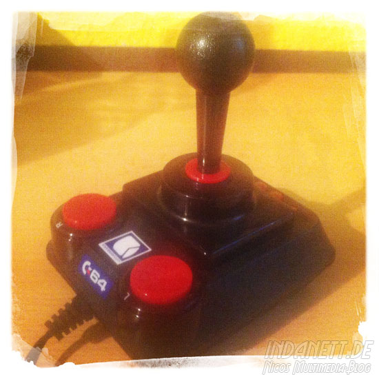 C64-Joystick