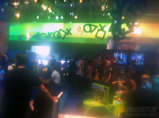 gamescom2012 - Stand