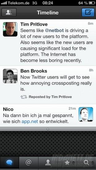 App.net Netbot