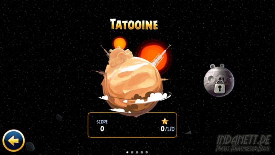 Angry Birds Star Wars - Tatooine