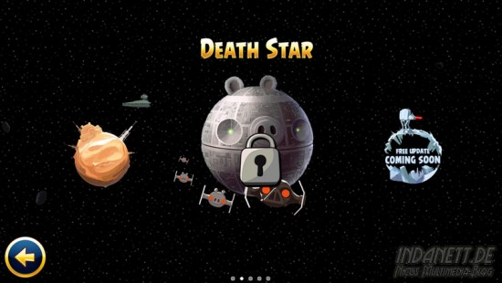 Angry Birds Star Wars - Death Star