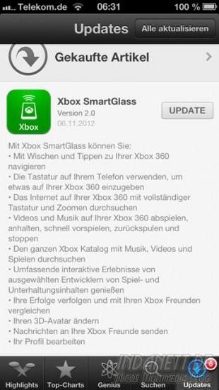 SmartGlass - AppStore