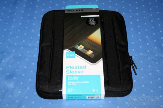 Belkin Plissee-Schutzhülle iPad