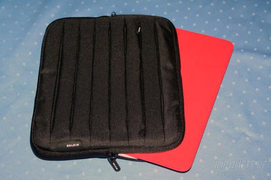 Belkin Plissee-Schutzhülle mit iPad
