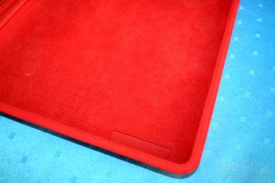 iPad Smart Case Lautsprecher