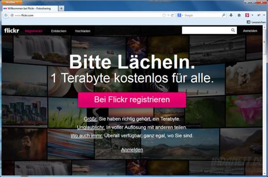 Flickr Relaunch
