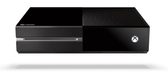 Xbox One - von vorne