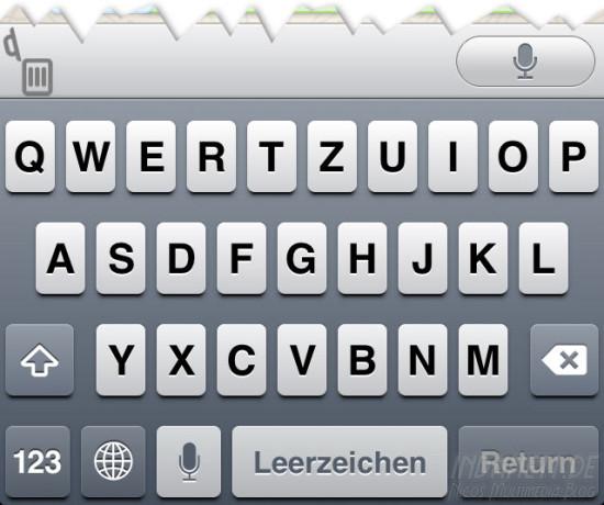 WhatsApp - Sprachaufnahme löschen