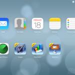 iCloud-Dienste im iOS7-Design