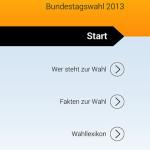 Wahl-O-Mat Start