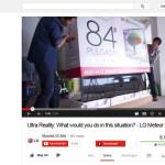 Youtube LG Meteor