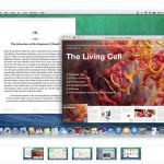 OS X Mavericks Screen