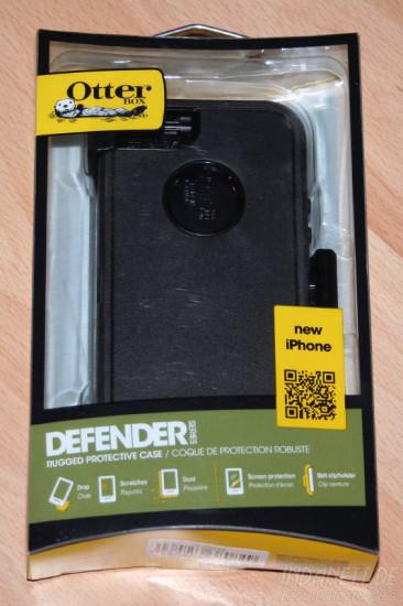 Otterbox Defender Series - Verpackung
