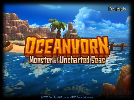 Oceanhorn - Titel