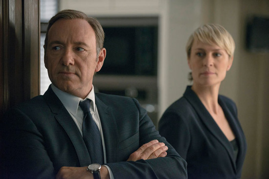 House of Cards Frank und Claire