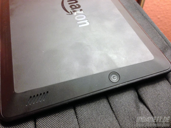 Kindle Fire HD Powerbutton