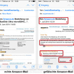 Amazon Fake-Mail