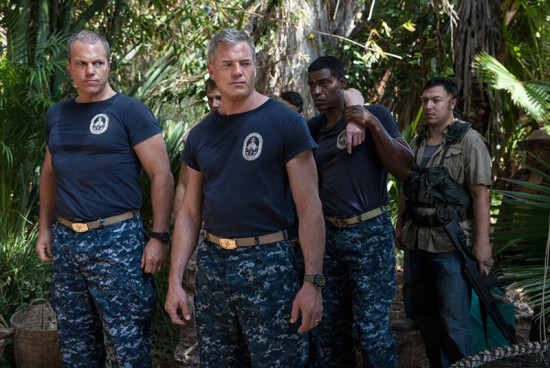 The Last Ship Team