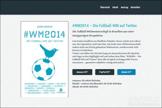 WM2014 – Die Fußball-WM auf Twitter