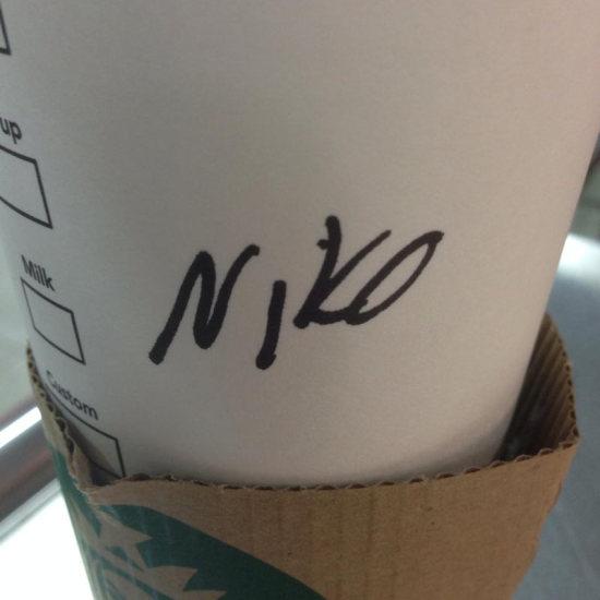 Starbucks - Nico mit k