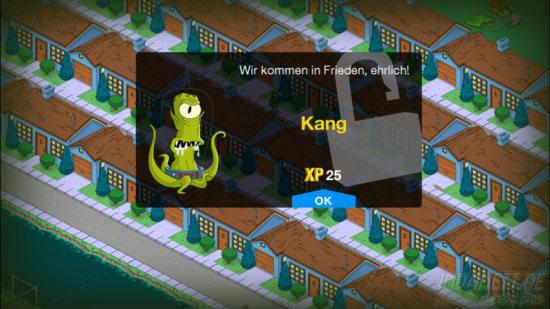 Die Simpsons Springfield Treehouse of Horror 2014 Kang