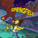 Die Simpsons Springfield Treehouse of Horror 2014 Titel