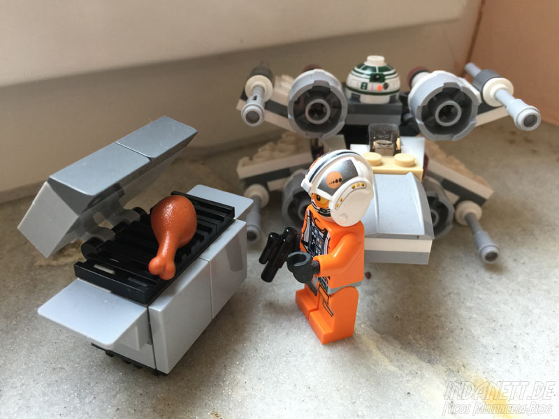 Star Wars Legogrill