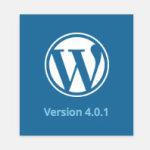 Wordpress 4.0.1 Titel