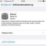 Apple iOS 8.2 Update