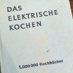 Das elektrische Kochen - Artikelbild