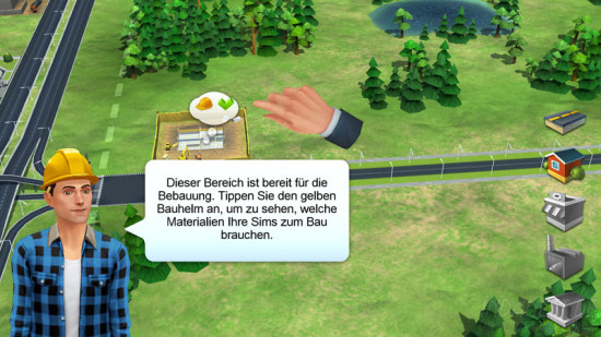 SimCity Buildit Bauen