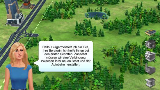 SimCity Buildit Erste Schritte