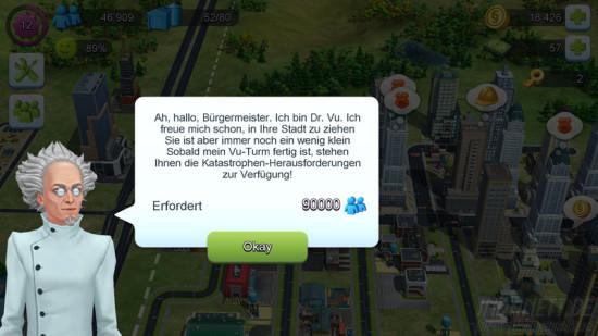 SimCity Buildit Dr. Vu
