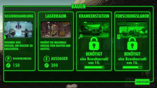 Fallout Shelter Bauen