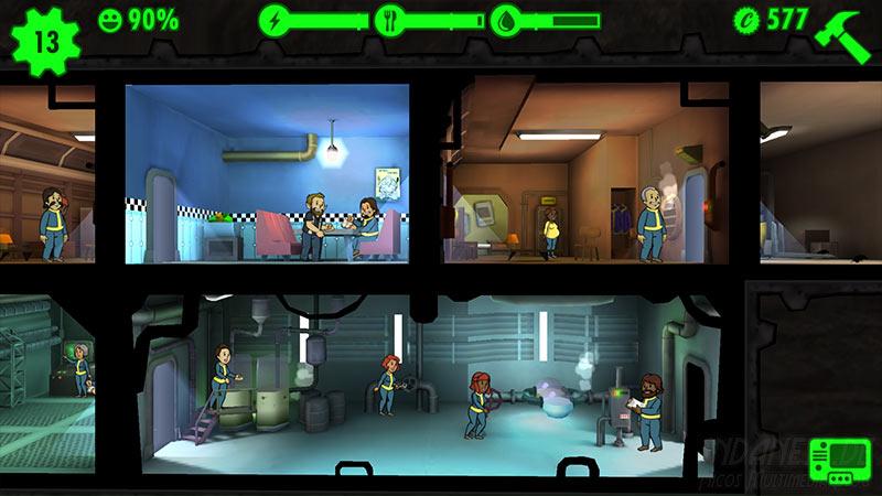 Fallout Shelter Aufbau Simulation Für Ios Indanettde
