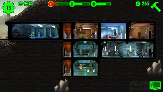 Fallout Shelter Bunker 2