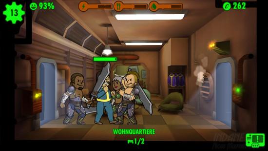 Fallout Shelter Plünderer