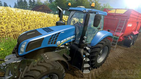 Landwirtschafts-Simulator 2015 Xbox One Traktor