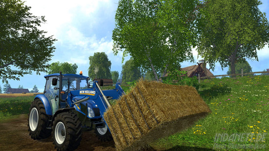 Landwirtschafts-Simulator 2015 Xbox One Heuballentransport